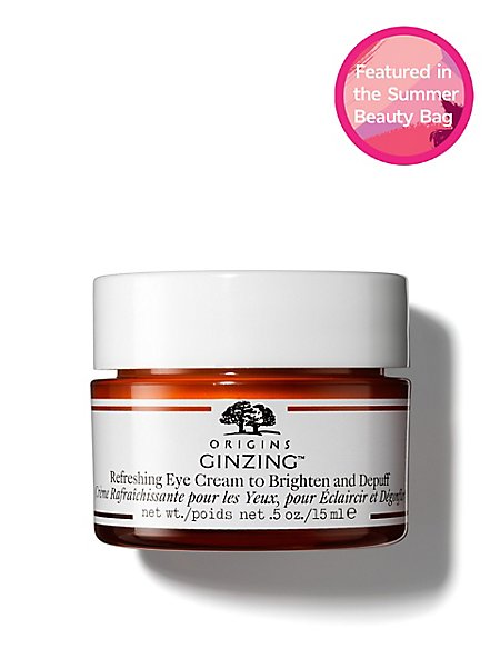 Ginzing™ Refreshing Eye Cream to Brighten & Depuff 15ml