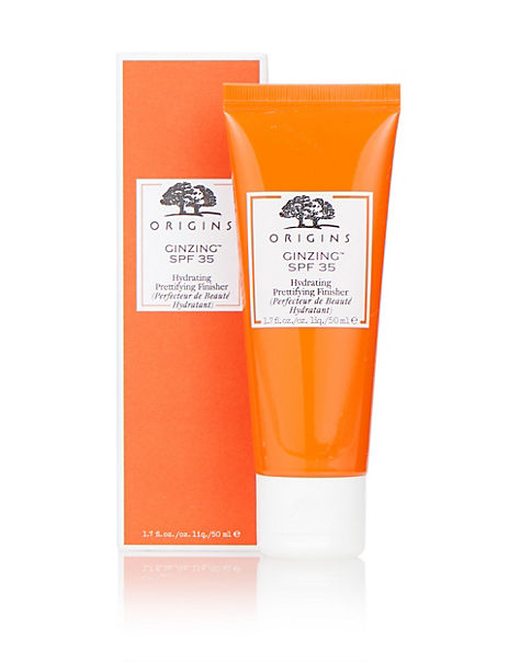 Ginzing™ SPF 35 Hydrating Prettifying Finisher 50ml