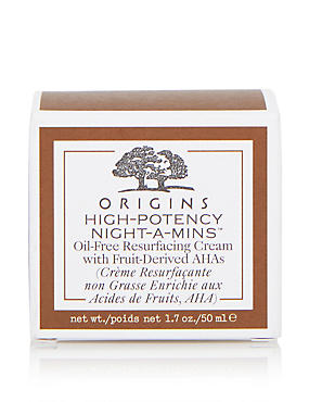 High Potency Night-A-Mins Oil-Free Resurfacing Cream 50ml