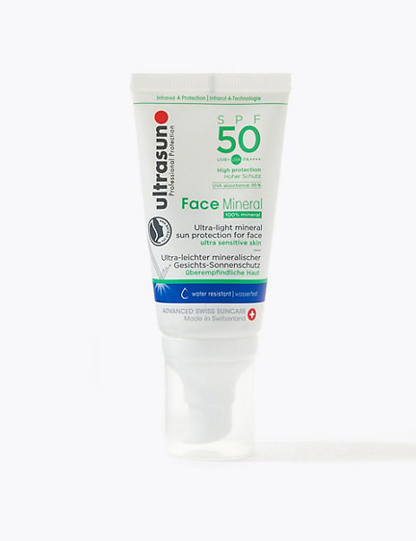 Mineral Face SPF 50 40ml