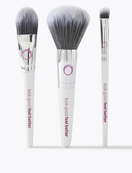 Travel Makeup Brush Set 81g