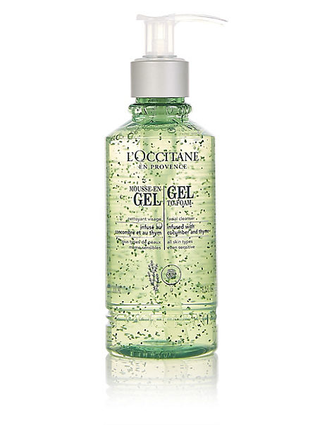 Cleansing Infusions Cleansing Gel to Foam 200ml