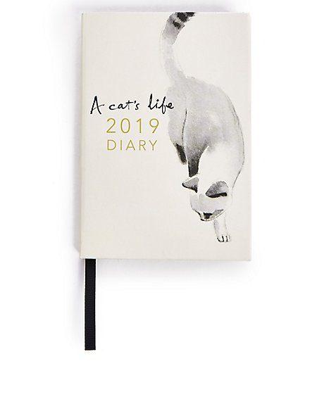 A Cat's Life 2019 Diary