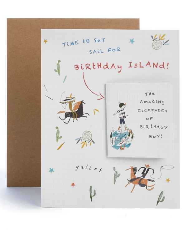 a7c2b44f45d1d Adventure Storybook Birthday Card