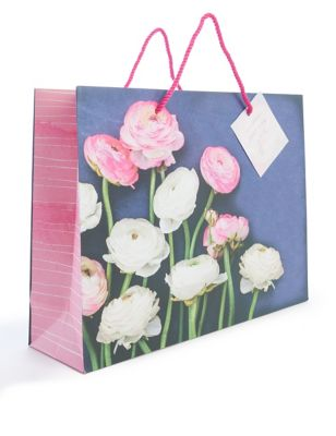 Large Floral Gift Bag  sc 1 st  Marks u0026 Spencer & Gift Bags | Christmas u0026 Wedding Gift Bags | Mu0026S