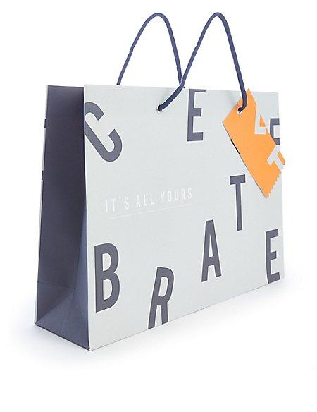 Large Celebrate Gift Bag