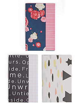 Pack of 6 Sheets of Gift Wrap & Tags