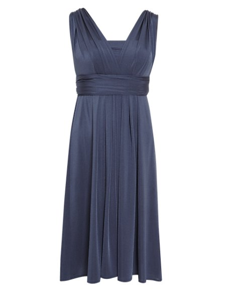 Multiway Bodice Skater Bridesmaid Dress ONLINE ONLY