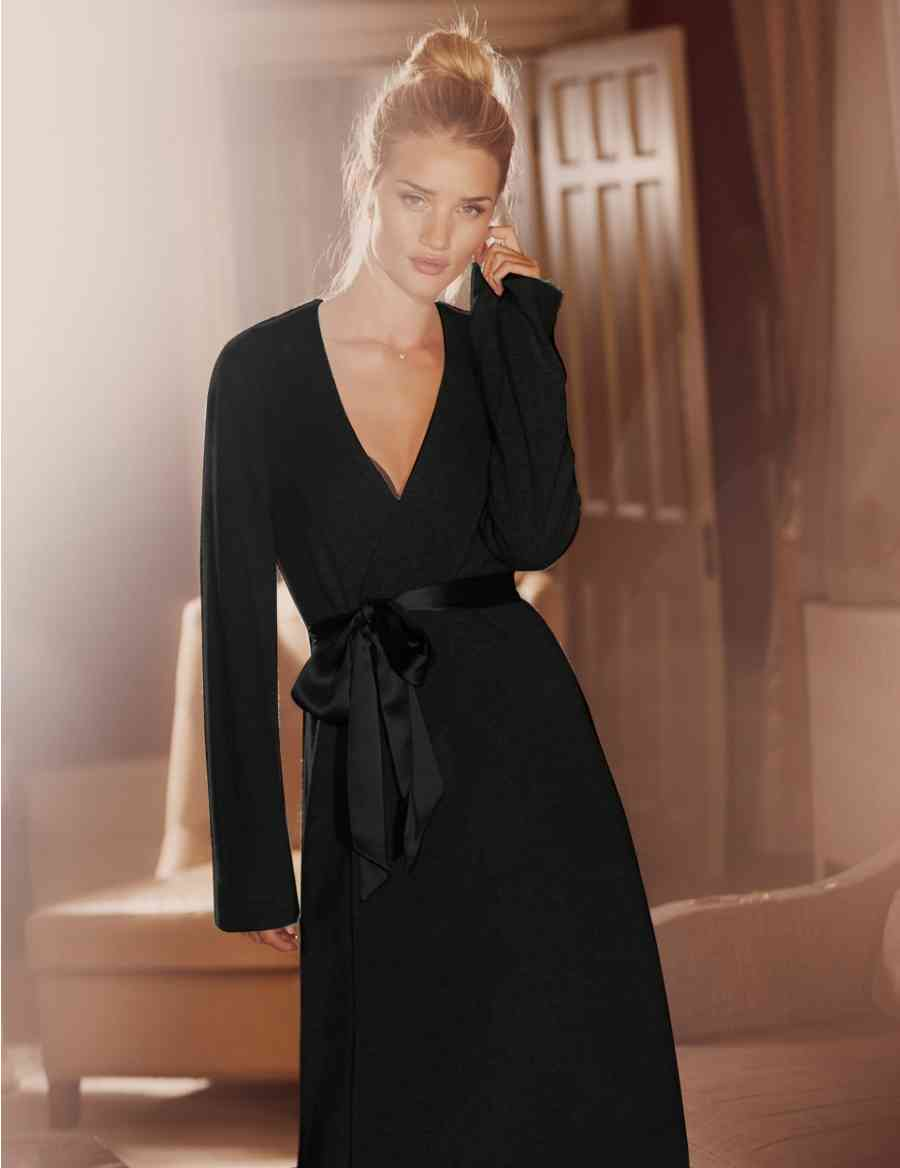 a1d8010dd6 Luxurious Pure Cashmere Long Dressing Gown
