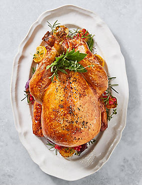British Oakham Whole Turkey (Serves 4-8) - Pre-Order: Collect between 1st & 20th December