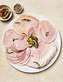Finely Sliced Ham Platter (Approx. 24 Slices)