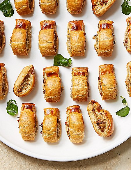 Dinky Handcrafted Sausage Rolls (20 Pieces)