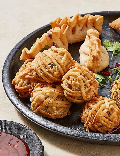 Oriental Vegetable Selection (24 Pieces)