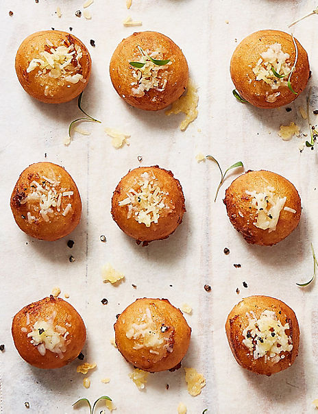 Melting Cheese Bites (20 Pieces)