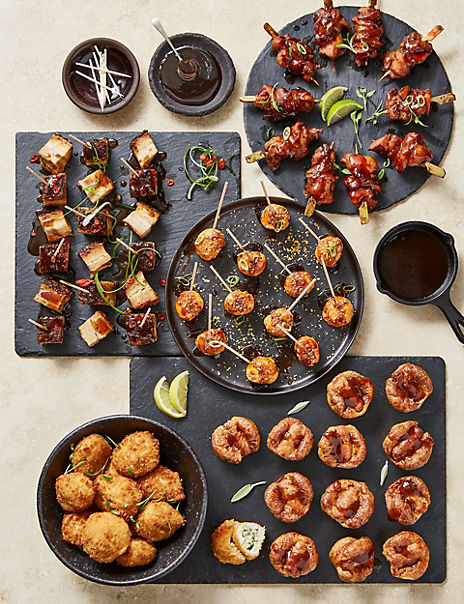 Gluten-Free Party Selection (64 Pieces)