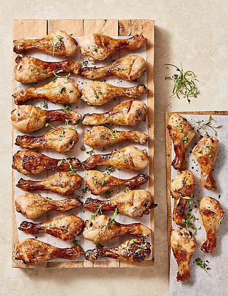 Roast Chicken Drumsticks (25 Pieces)