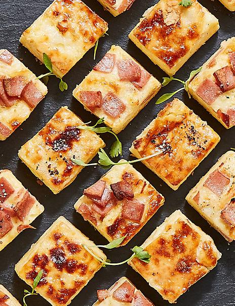 Mini Quiche Bites (24 Pieces)