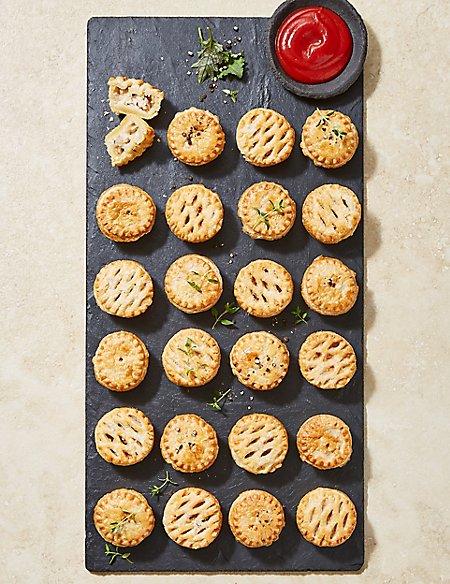 Mini Hot Pies (24 Pieces)