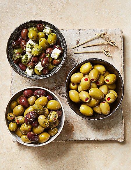 Olive Selection (Serves 6-8)