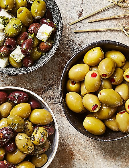 Olive Selection (Serves 6-8) - Last Collection Date 30th April