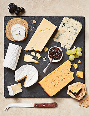 Award Winning British Cheese Selection