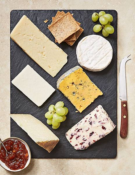 Cheese & Chutney Selection (Serves 15)
