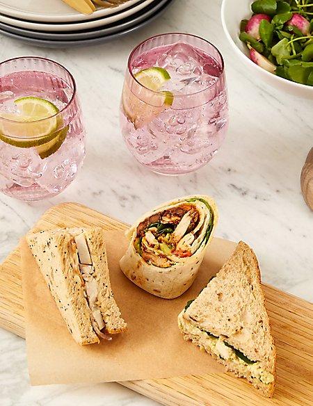 Gluten Free Sandwich & Wrap Platter (20 Pieces)