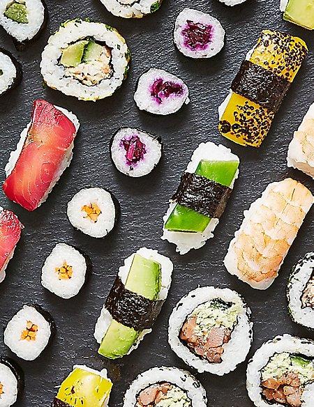 Signature Sushi Platter (52 Pieces)