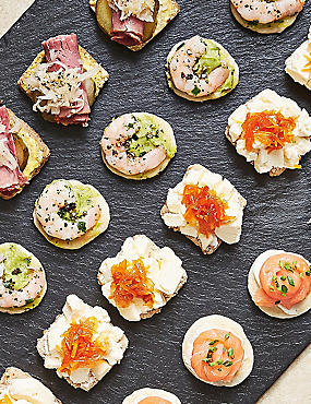 Luxury Canape Selection (24 Pieces)
