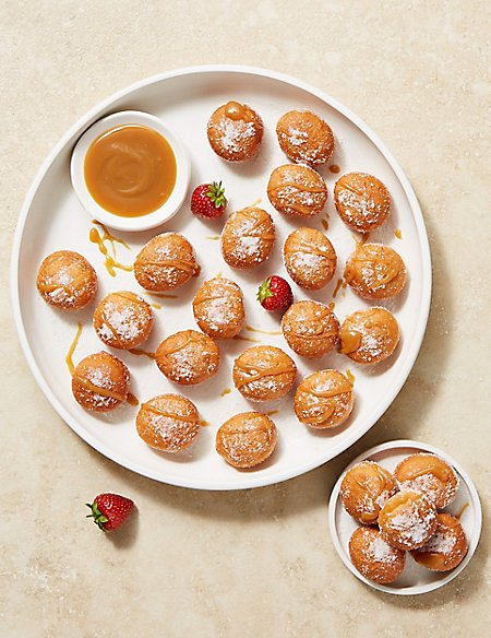 Mini Doughnuts (24 Pieces)
