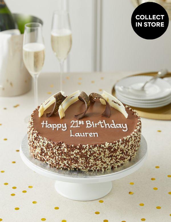 Personalized Cakes Birthday Celebration Cupcakes M S