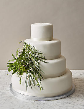 Deep Filled Modern Cake - Medium Tier (Serves 20)