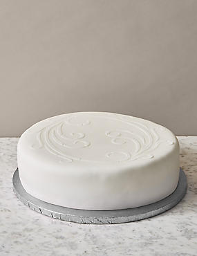 Deep Filled Modern Cake - Extra Large Tier (Serves 50)