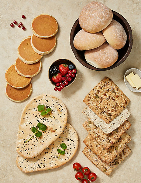 Made Without Wheat Bread Selection (Pieces 16)