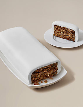 Wedding Cutting Bar Carrot Cake (Serves 22)
