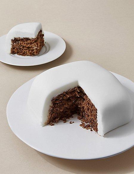 Wedding Taster Cake - Carrot (Serves 4)