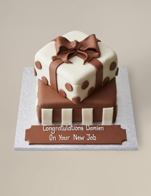 Personalised Cakes Birthday Celebration Gluten Free M S
