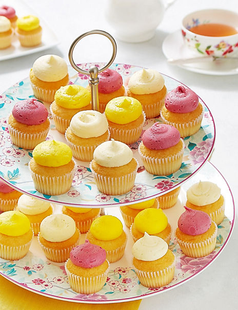 Fruity Cupcake Selection