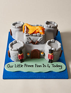 Personalised Fort Cake (Serves 48)