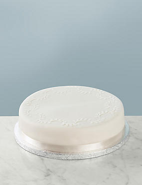 Traditional Wedding Cake - Large Tier (Serves 30-44)