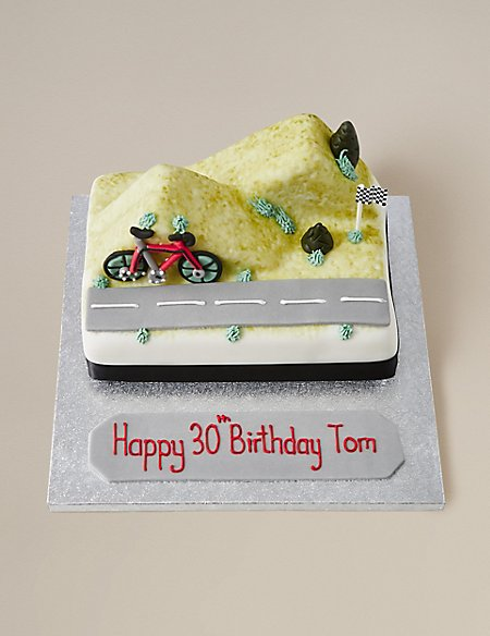 Cycling Cake (Available to order until 5th February 2018)