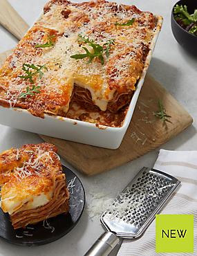 From The Deli Hand-Prepared Lasagne al Forno (Serves 6)