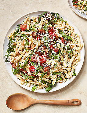 Created by Chefs, Finished by You - Strozzapreti Pasta Salad With Bistro Tomatoes & Rocket (Serves 9)