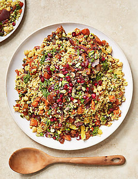 Created by Chefs, Finished by You - Jewelled Couscous Salad (Serves 9)