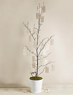 Wedding Wish Tree & Tags