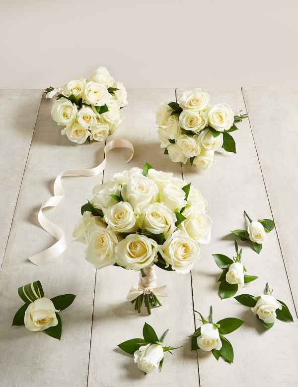 Wedding Flower Arrangements.Wedding Flowers Wedding Bridal Bouquets Ideas M S
