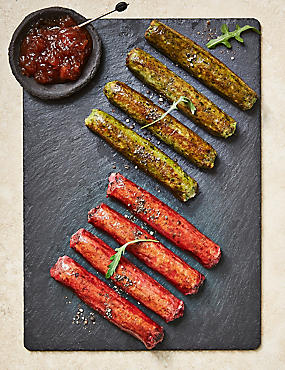 Veggie Hot Dog Selection (8 Pieces)