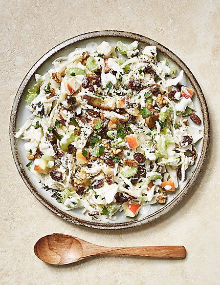 Waldorf Salad (Serves 6-8)