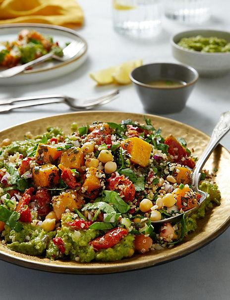 The Vibrant & Zingy One Salad (Serves 6-8)