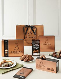 Taste of Belgium Chocolate Gift Bag